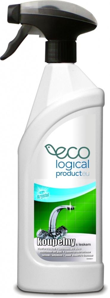 Krystal na koupelny ECO 750 ml