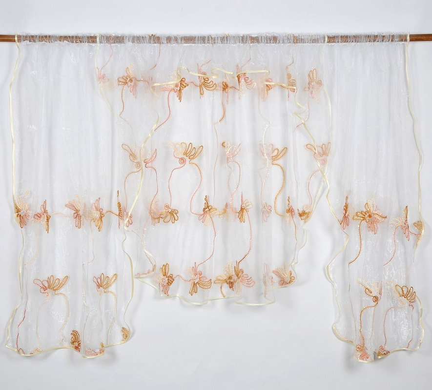 Záclona SLINGA 135x400cm