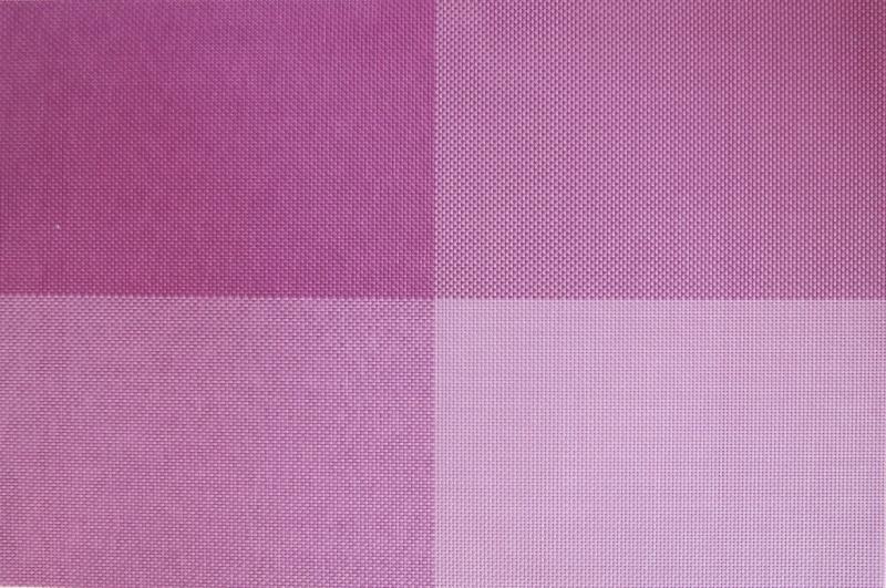 Prostírání plastové fialová kostka 30x45cm