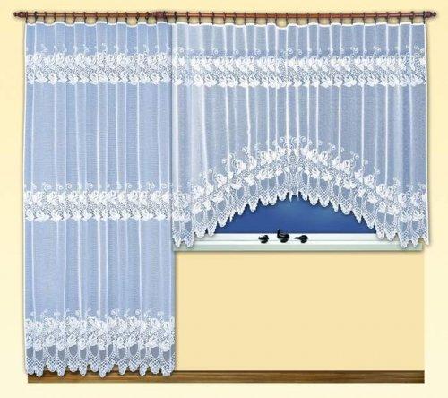 Kusová záclona Nela 150x300 cm