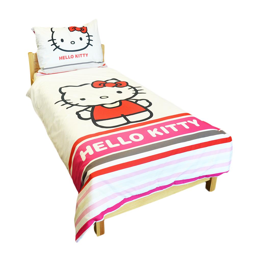 Povlečení bavlna Hello Kitty 140x200 cm
