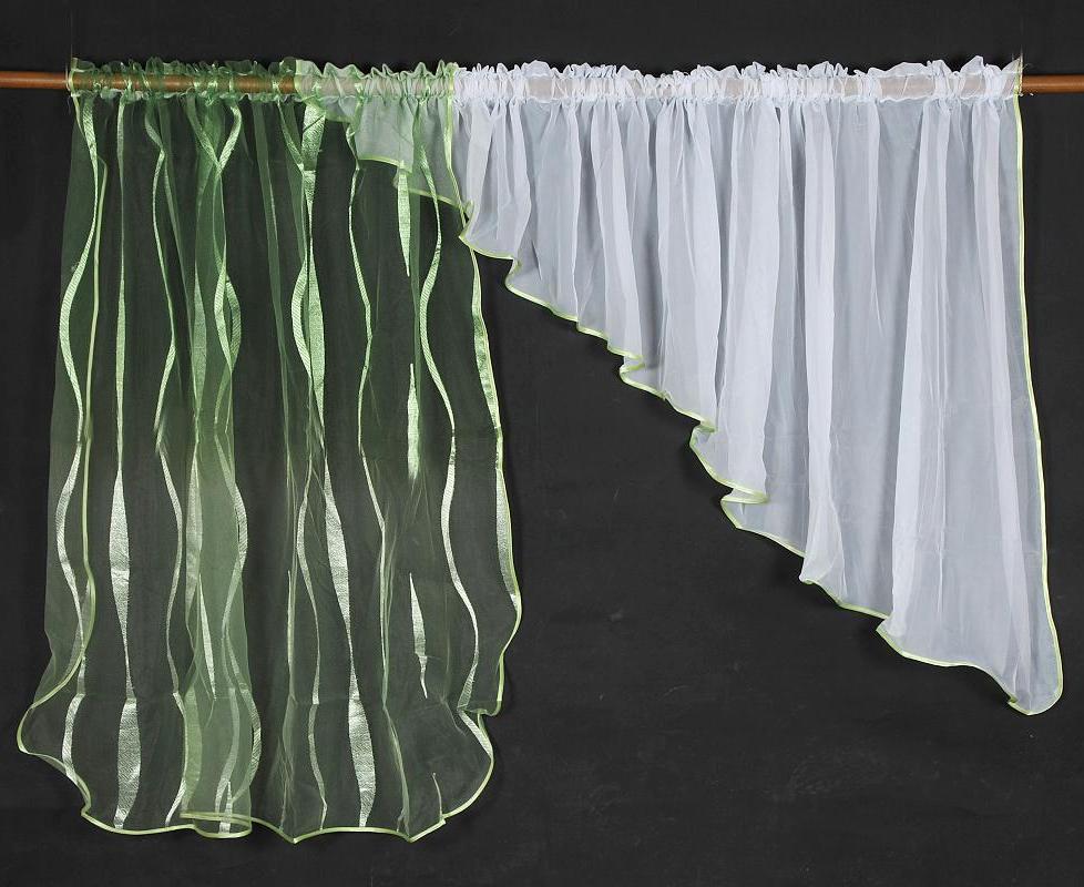Záclona VERT VOILE 135x400cm