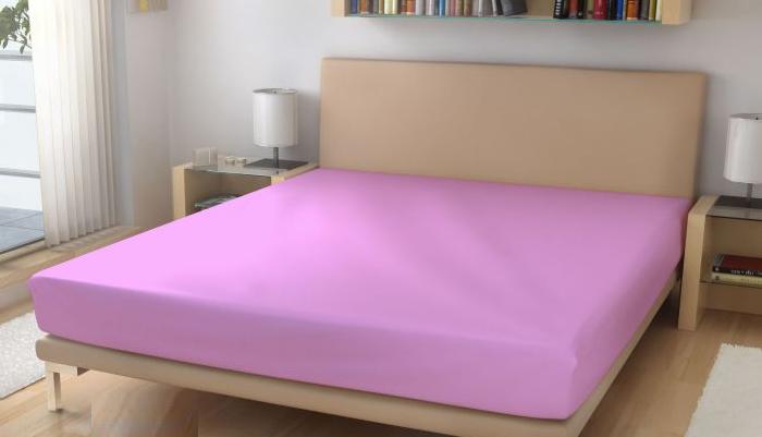 Prostěradlo elastické froté fialové 90x200 cm