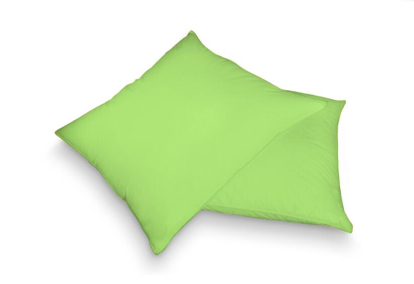 Povlak na polštář zelená 40 x 60 cm - jersey