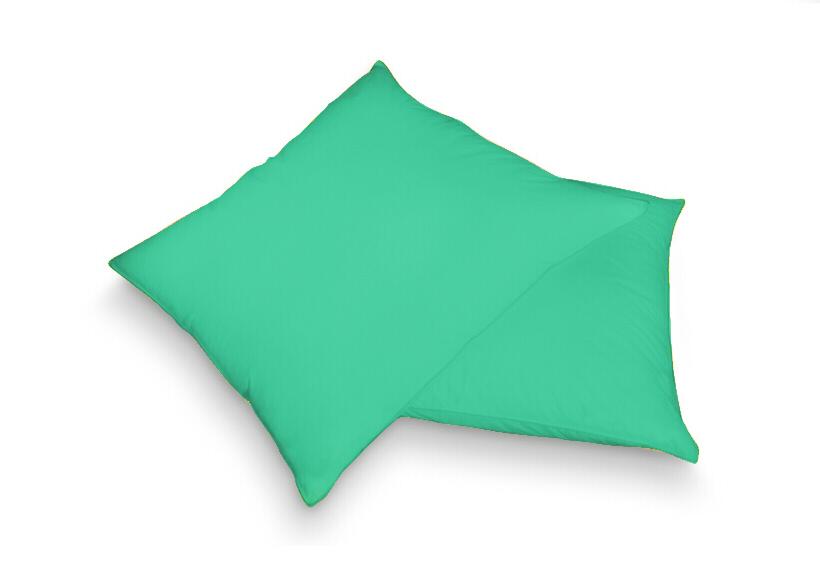 Povlak na polštář mentolová 40 x 60 cm - jersey