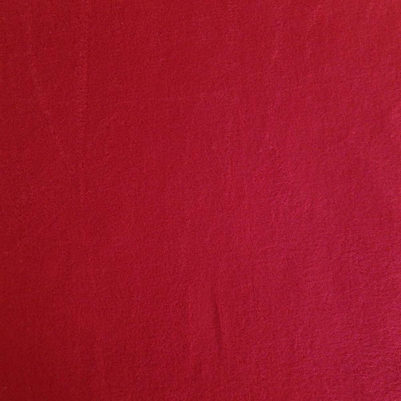 Prostěradlo MICRO červená 180x200 cm