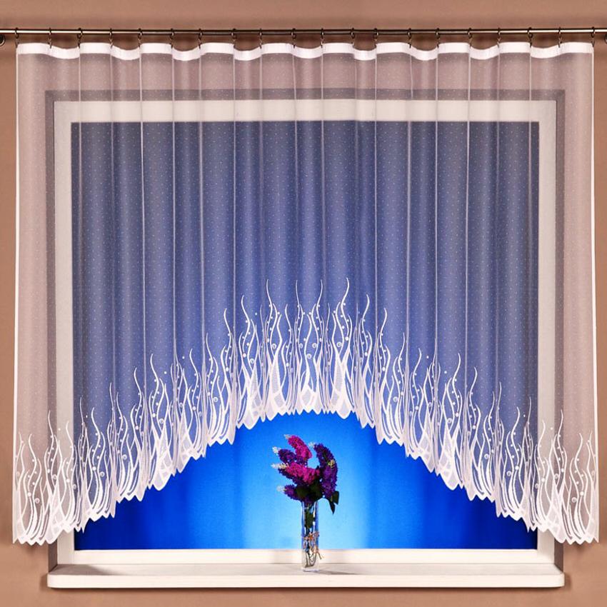 Kusová záclona Vesna 130x300cm