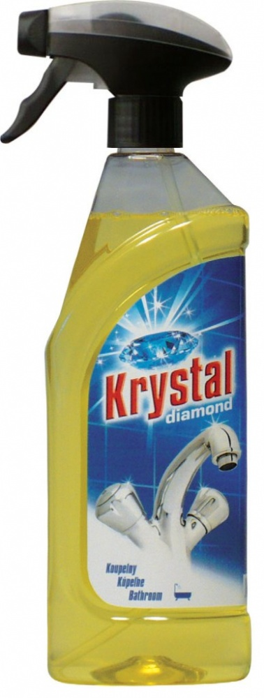 Rozprašovač na koupelny Krystal 750 ml