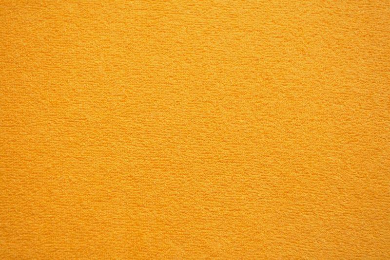 Prostěradlo elastické froté žloutková 70x160 cm
