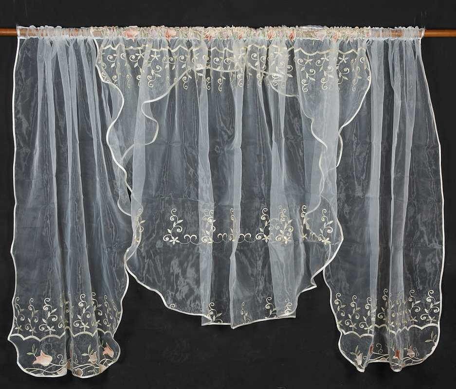 Záclona ROMERO 135x400cm