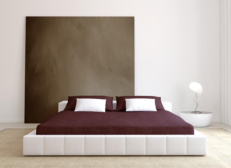 Prostěradlo froté čokoláda 180x200 cm