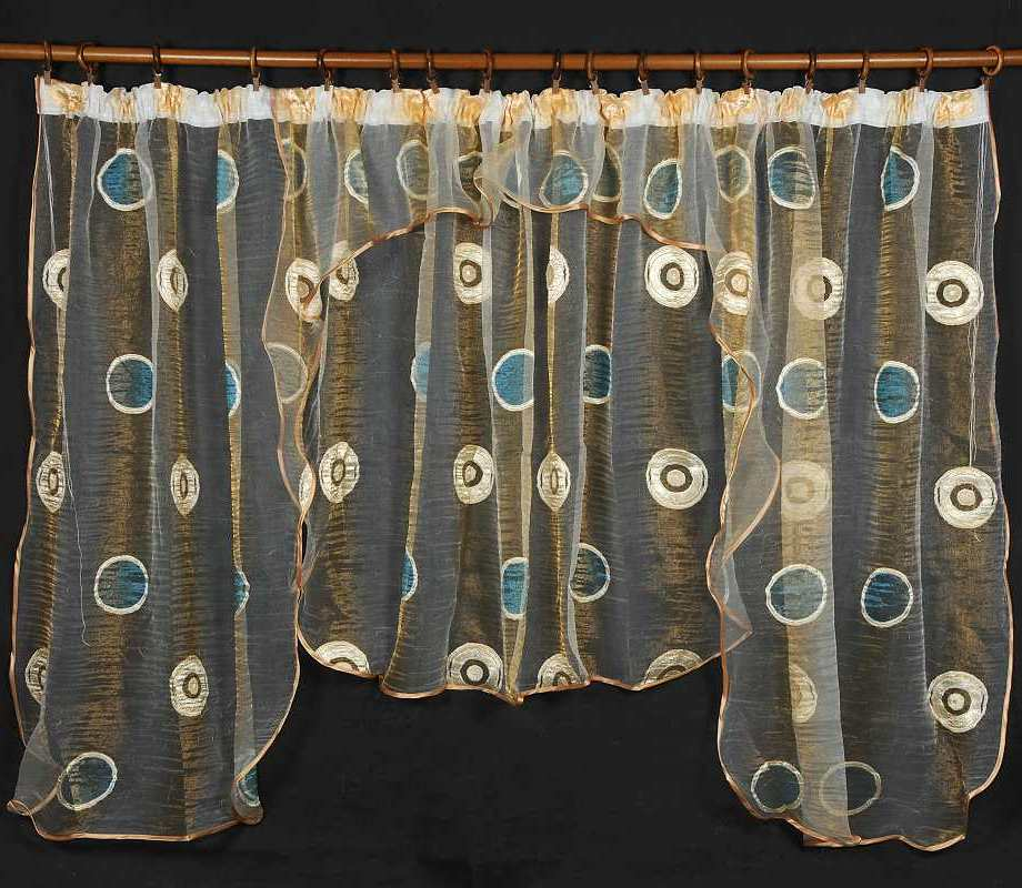 Záclona CALAINA 135x400cm