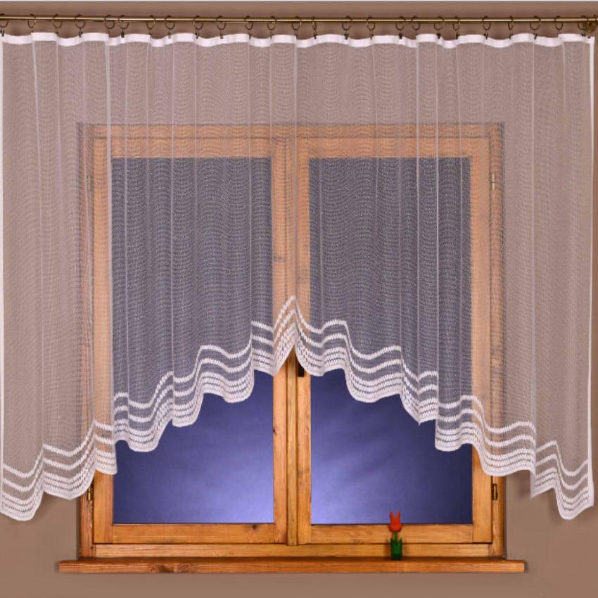 Kusová záclona Hita 90x200 cm