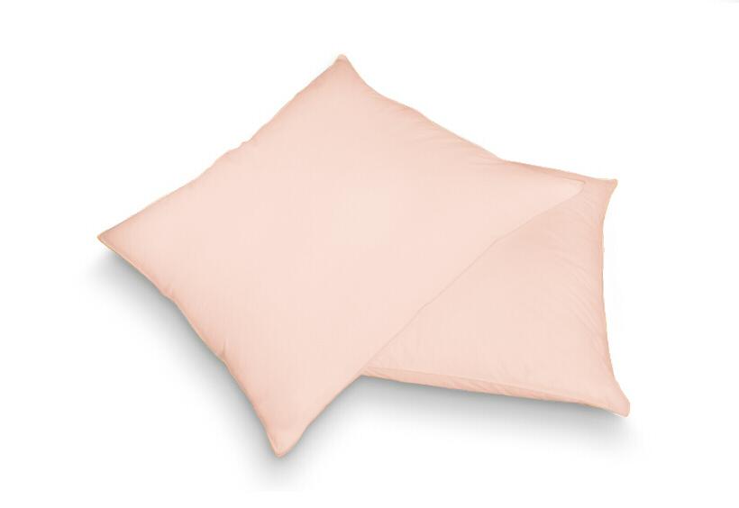 Povlak na polštář krémová 40 x 60 cm - jersey