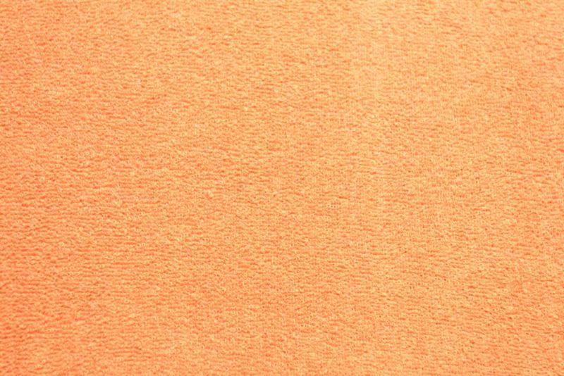 Prostěradlo elastické froté broskvová 150x200 cm