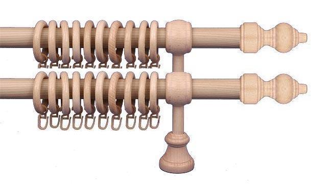 Garnýže Borovice 350 cm, dvojitá
