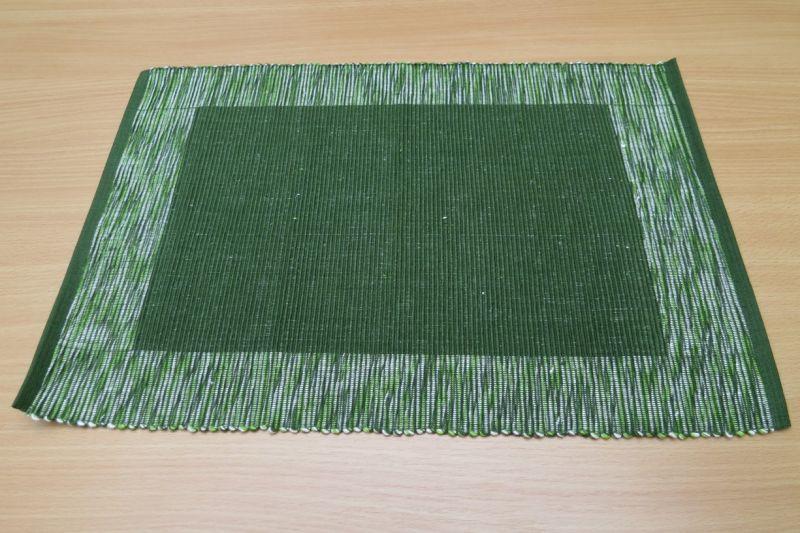 Prostírání Hera zelené 33x49cm