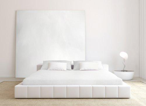 Prostěradlo elastické froté bílá 60x120cm