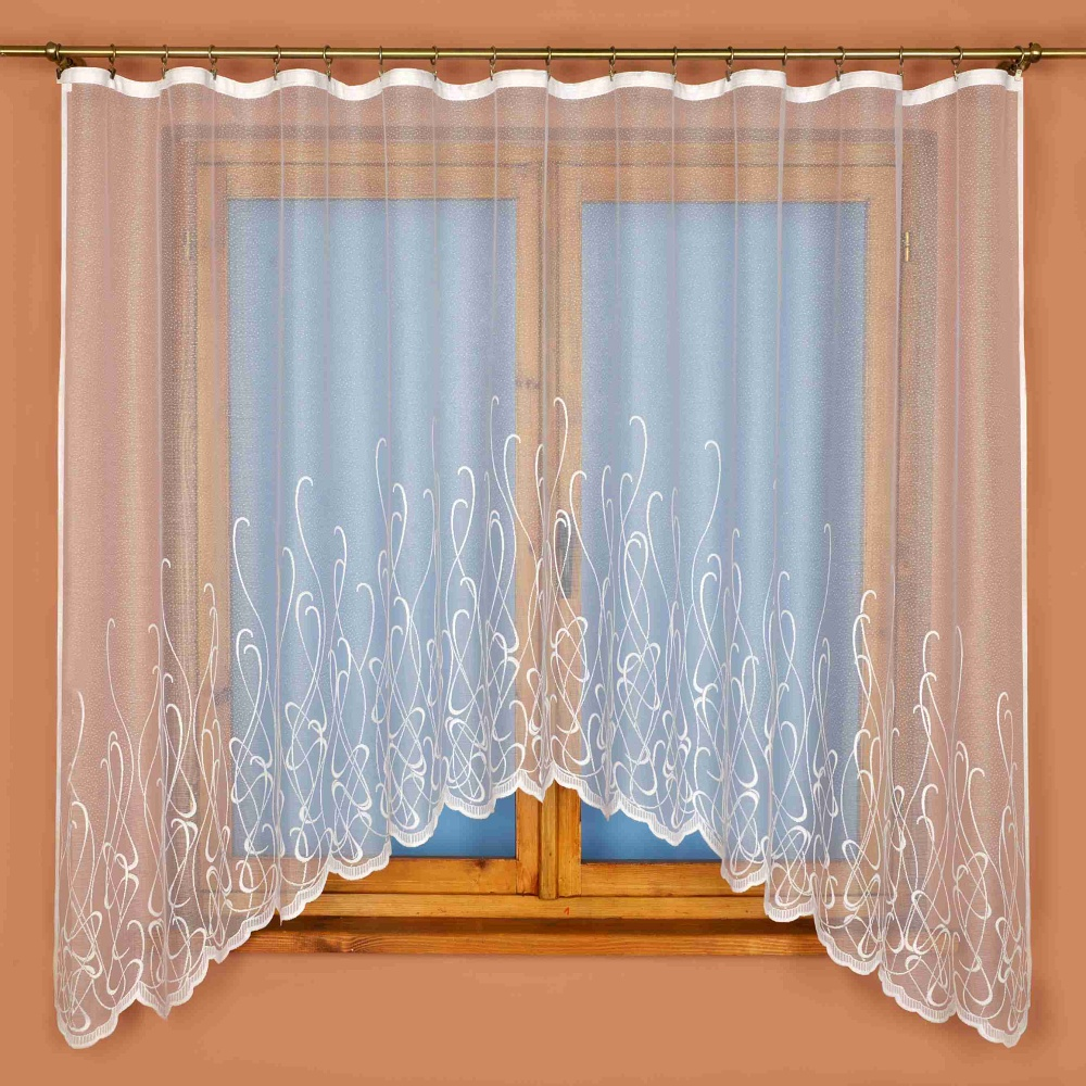 Kusová záclona Nami 90x300cm