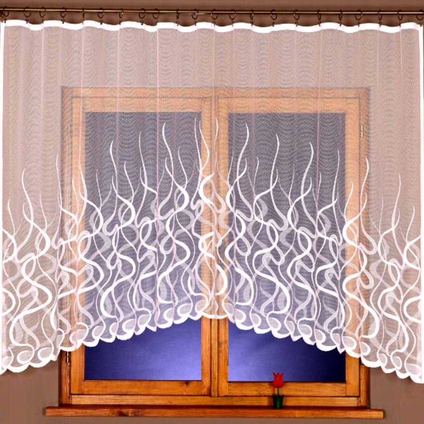 Kusová záclona Lion 2 - 150x300cm