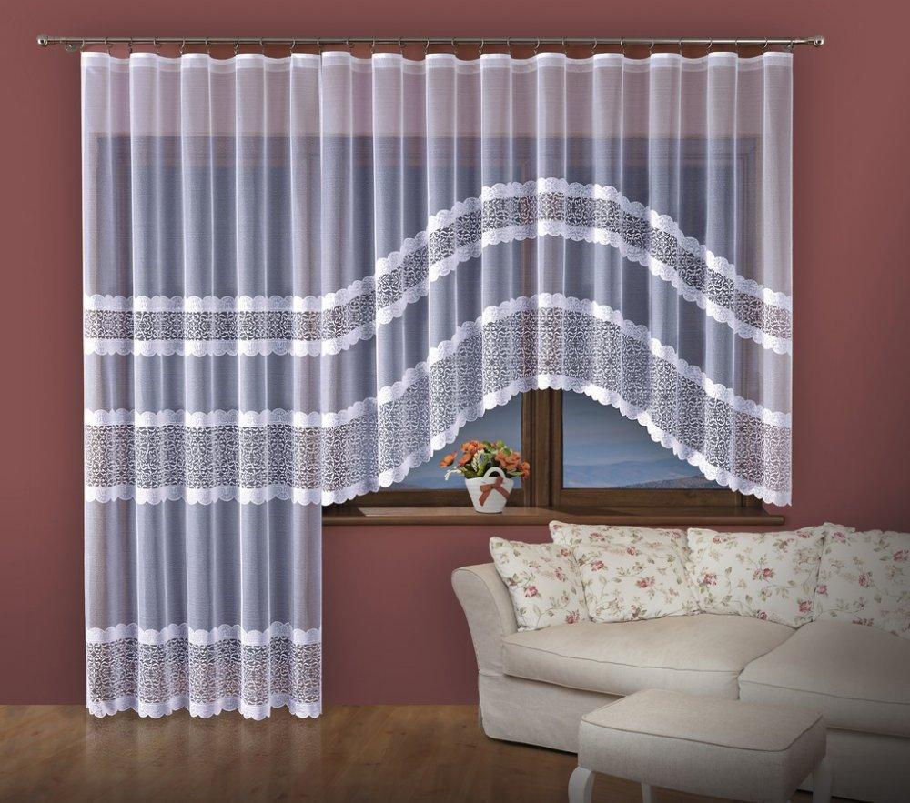 Kusová záclona Aida 170x300cm