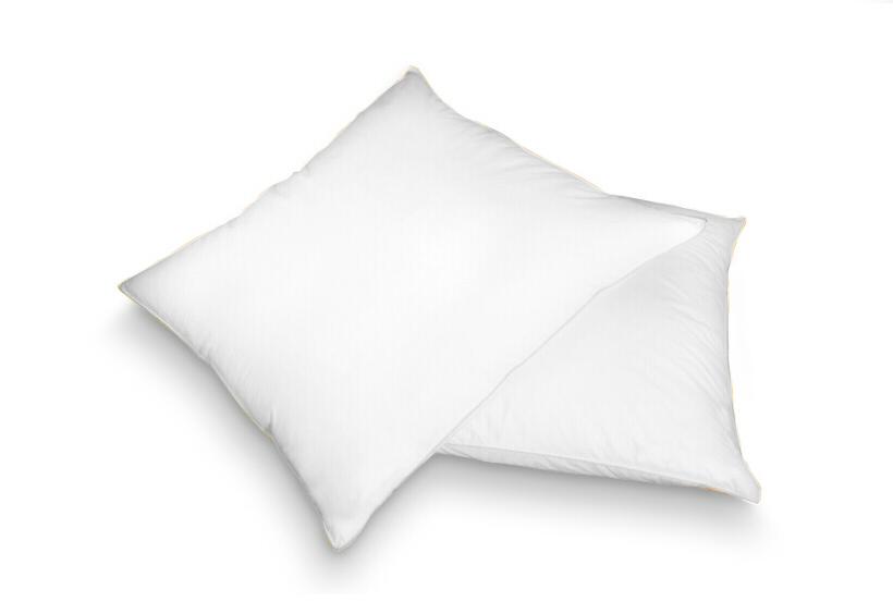 Povlak na polštář bílá 40 x 60 cm - jersey