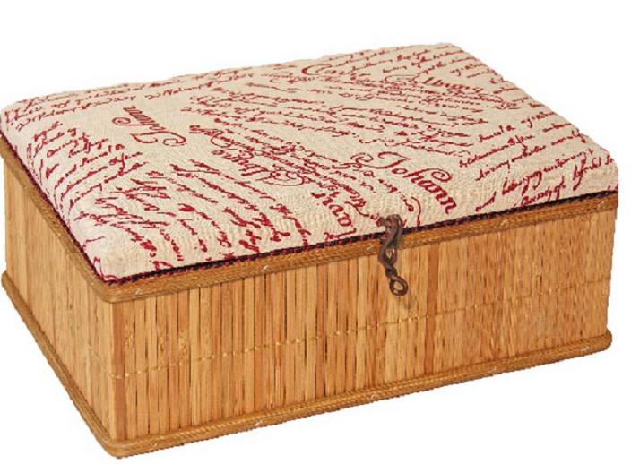 Kazeta na šití - bambus 1
