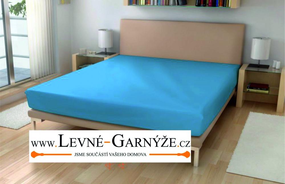 Prostěradlo MICRO modrá 180x200 cm