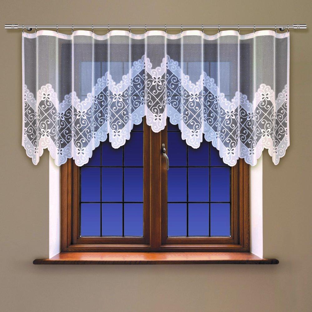 Kusová záclona Amela 90x300 cm