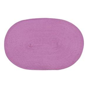 Prostírání oválné - fialové