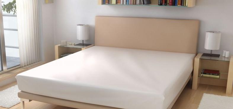 Prostěradlo MICRO bílá 180x200 cm