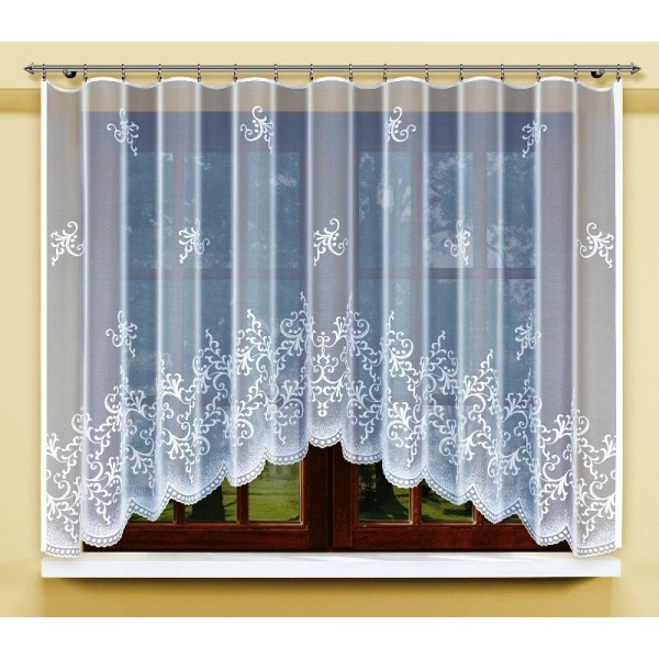 Kusová záclona Lidka 140x300 cm