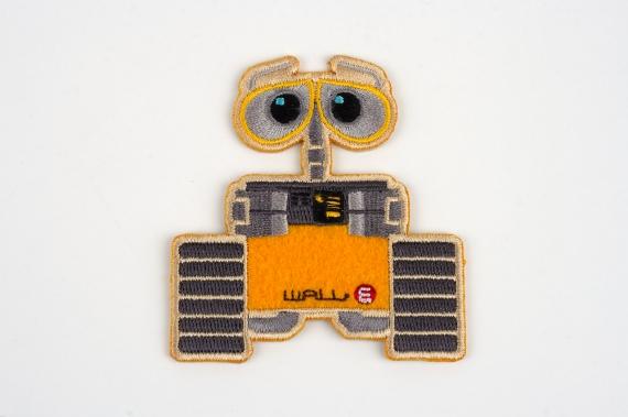 Nažehlovačky nášivky dětské - WALL.