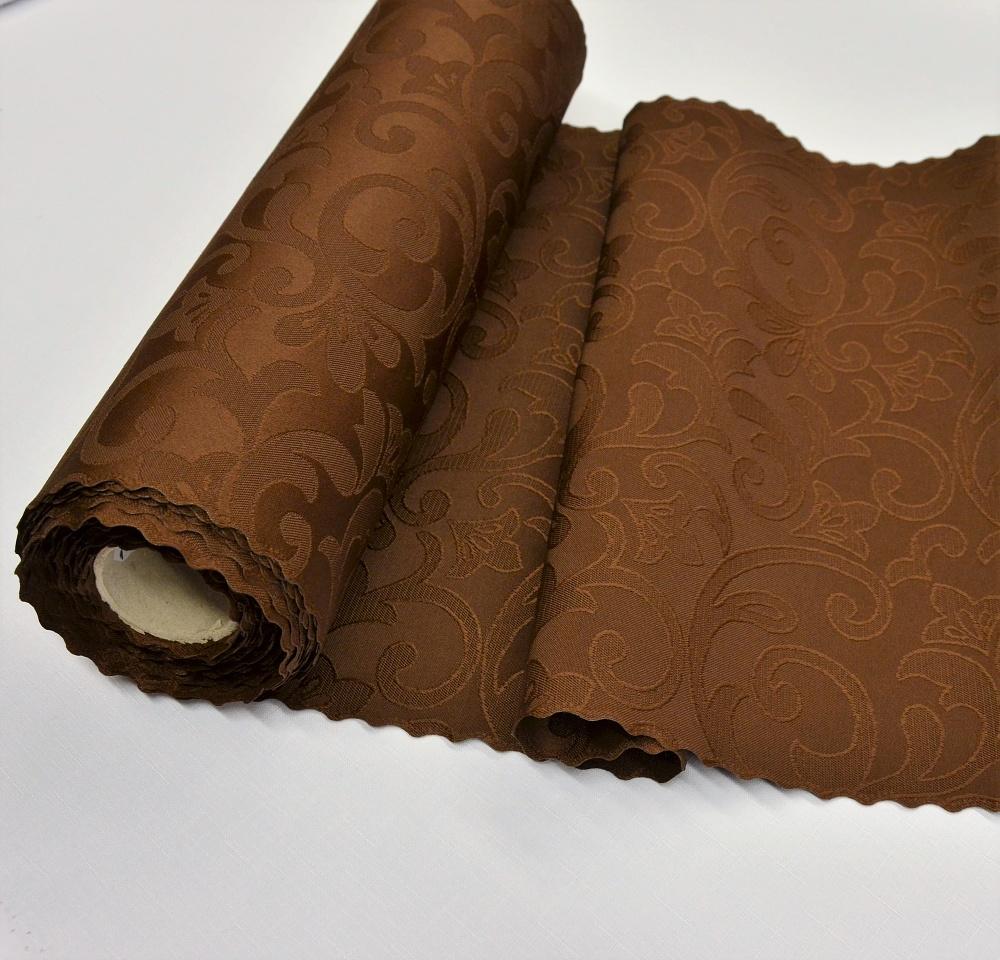 Dekorační látka Gastro HT hnědá 40 cm