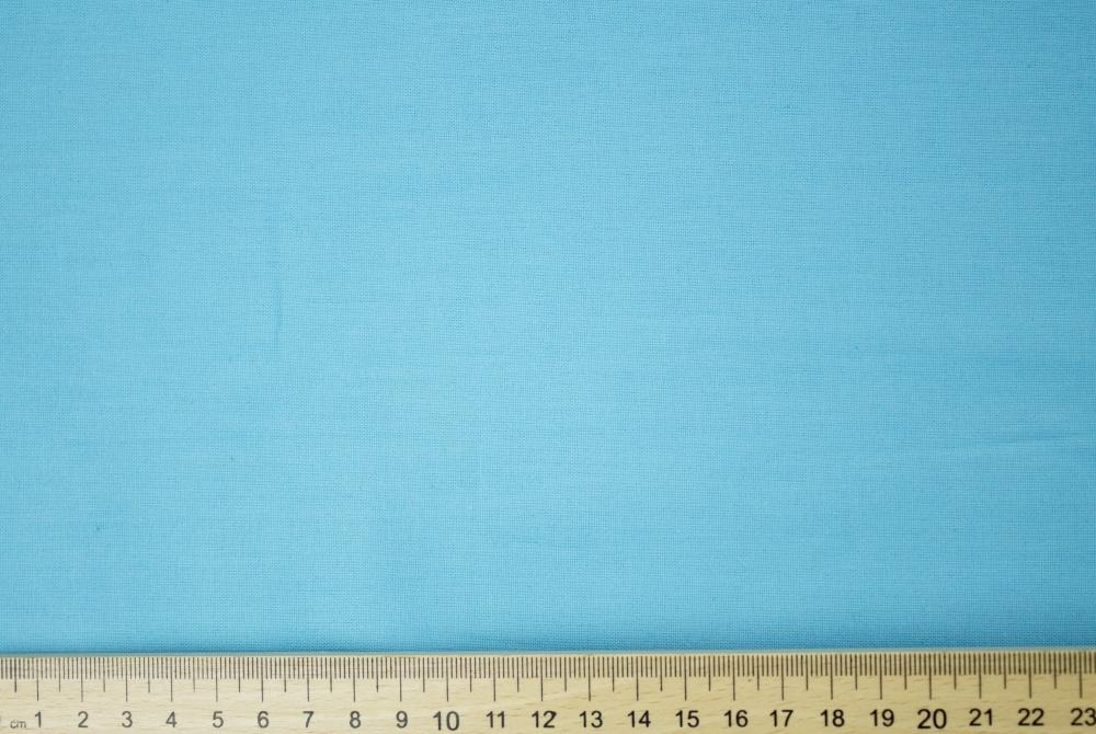 Dekorační látka modrá bez obšití 140
